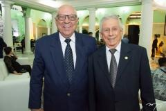 Edson Rios e Albecio Lima