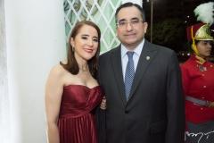 Fatima e Jardson Cruz