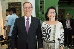 Geraldo Dantas e Celina Guimarães