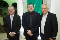 Gutemberg Figueiredo, Salomão de Castro e Paulo Cesar Norões