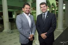 Helio Ston e Rogerio Pinto