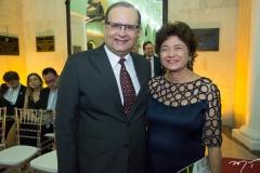 Henrique e Monica Braga