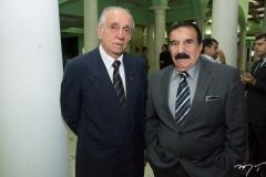 João Guimarães e Nereu Barreira