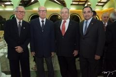 Julio Lima Verde, Lúcio Alcantara, Meton de Albuquerque e Jardson Cruz