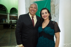 Kenedis Barros e Marina Raboso