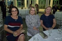 Liduina Aquino, Helena Ferreira e Lúcia Araujo