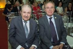 Mauro Benevides e João Melo