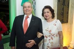 Metons e Yolanda Vasconcelos