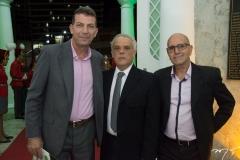 Ricardo Cavalcanti, Mariano Pessoa e Roberto Pas