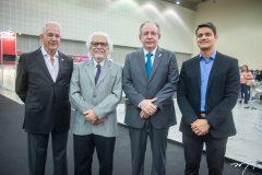 Carlos Prado, Joquim Cartacho, Ricardo Cavalcante e Rodrigo Burbom
