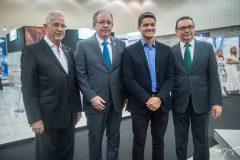 Carlos Prado, Ricardo Cavalcante, Rodrigo Burbom e Carlos Rubens