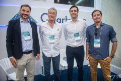 Felipe Vampré, Marcos Sequim, Renan Secchin e Raphael Santuchi