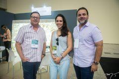 François Charron, Fernanda Gomes e  Tiago Borges