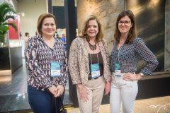 Marta Campelo,Roseane Medeiro e Duna Uribe