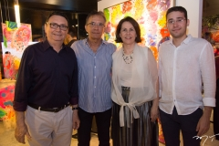 Carlos Rubens, David E Ana Elisa Perdigão E Igor Vale