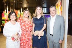 Neuma Figueiredo, Cris Cavalcante, Onélia Santana E José Sarto