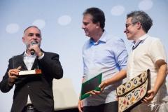 Karim Aïnouz, Camilo Santana E Fabiano Piúba