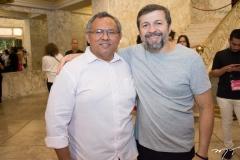 Gilvan e Lúcio Batista