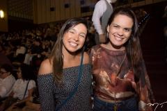 Luiza e Ana Paula Ribeiro