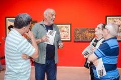 Abertura das exposições J. Borges e Ukiyoe (107)