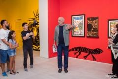 Abertura das exposições J. Borges e Ukiyoe (50)