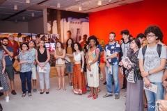 Abertura das exposições J. Borges e Ukiyoe (54)
