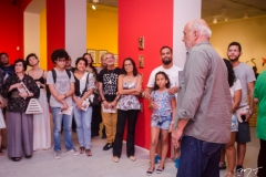 Abertura das exposições J. Borges e Ukiyoe (58)