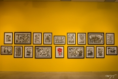 Abertura das exposições J. Borges e Ukiyoe (8)