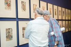 Abertura das exposições J. Borges e Ukiyoe (86)