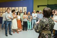 Abertura das exposições J. Borges e Ukiyoe (94)