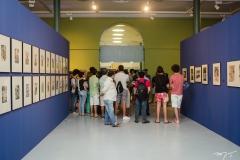 Abertura das exposições J. Borges e Ukiyoe (98)