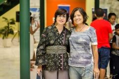 Anna Paola Baptista e Izabel Ferreira