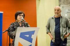 Anna Paola Baptista e José Carlos Viana