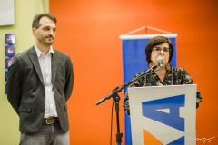 Tiago Rezende e Anna Paola Baptista