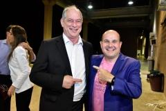 Ciro Gomes e Roberto Cláudio