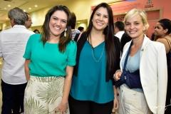 Fabiana Ribeiro, Fabíola Farias e Paola Braga
