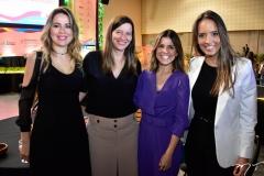Onélia Santana, Lia Gomes, Carol e Giselle Bezerra