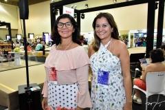 Brígida Frazão e Diana Carneiro