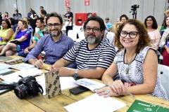 Ivanildo Nunes, Nicolas Gondim e Araguacy Filgueiras