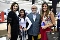 Mirian Pereira, Dana Nunes, Joaquim Cartaxo e Beatriz Barreira