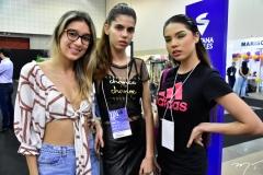 Thais Maia, Lara Vasconcelos e Carol Cheen