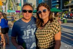 Francisco e Jacqueline Thiago