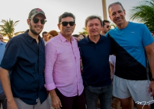 João Baltazar, Alexadre Pereira, Maurício Filizola e Régis Medeiros