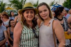 Rosângela Oliveira e Kelly Schilling