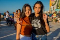 Thais Lessa e Maria Clara Pontes