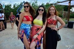 Camila Diniz, Vitoria Pereira e Ana Leticia Costa