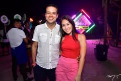 Felipe Quirino e Nathalia Guatanab