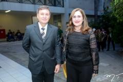 Alfredo Rogério e Francilene Gomes