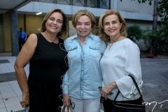 Ana Paula Araújo, Vanda Tereza e Nise Sanford