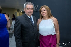 Humberto e Sandra Cunha